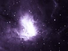 NGC 1491 by Amal Biju via Twitter