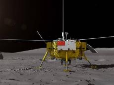 China's Chang'e-4 lands on far side of the Moon